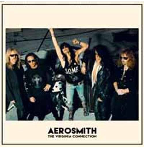 Vinyl Aerosmith - Virginia Connection 1988 (2 Lp)