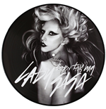 Vinyl Lady Gaga - Born This Way (Picture Disc)