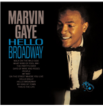 Vinyl Marvin Gaye - Hello Broadway