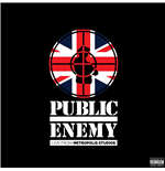 Vinyl Public Enemy - Live From Metropolis Studios (2 Lp)