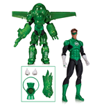 DC Comics Icons Deluxe Actionfigur Green Lantern Hal Jordan (Dark Days) 15 cm