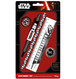 Star Wars Episode VII Schreibset 5-teilig First Order