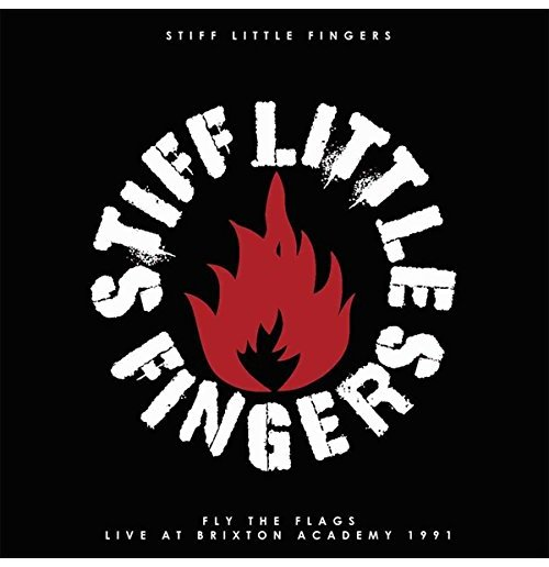 Vinyl Stiff Little Fingers - Fly The Flags (live At The Brixton Academy 1991) (2 Lp)