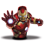 Avengers Age of Ultron Spardose Iron Man 20 cm
