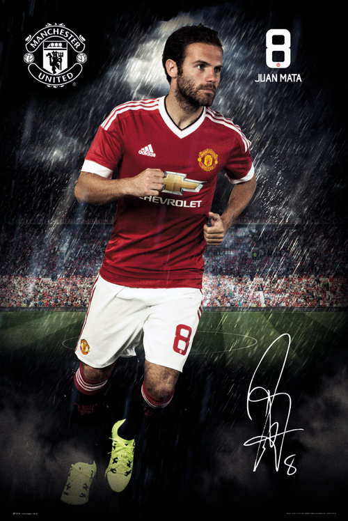 Poster Manchester United FC 183031
