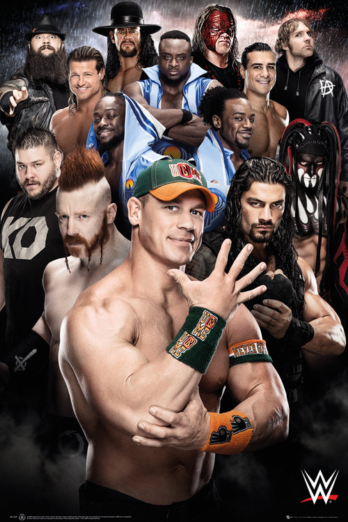 Poster WWE  183041