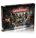 Assassin´s Creed Syndicate Brettspiel Monopoly *Englische Version*