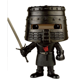 Monty Python Die Ritter der Kokosnuss POP! Movies Figur Black Knight 9 cm