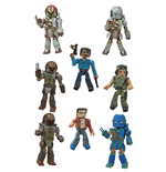 Predator Minimates Actionfiguren 5 cm Blind Bags Serie 1 Display (18)