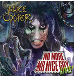 Vinyl Alice Cooper - No More Mister Nice Guy Live At Halloween (2 Lp)