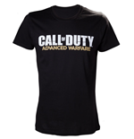 T-Shirt Call Of Duty Advanced Warfare Logo