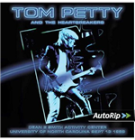 Vinyl Tom Petty & The Heartbreakers - Dean E Smith Activity Center, University Of Nc Sept 13 1989 (2 Lp)