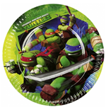 Party-Zubehör Ninja Turtles 183542