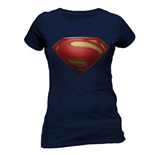 T-Shirt Superman - Textured Logo