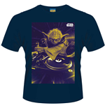 T-Shirt Star Wars - Dj Yoda