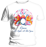 T-Shirt Queen - A Night At the Opera