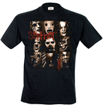 T-Shirt Slipknot 184436