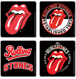 Glas Untersetzer The Rolling Stones - Icons