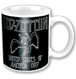 Tasse Led Zeppelin - 77 Usa Tour