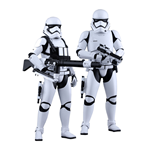 Star Wars Episode VII Movie Masterpiece Actionfiguren Doppelpack 1/6 First Order Stormtroopers