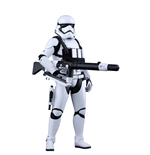 Star Wars Episode VII Movie Masterpiece Actionfigur 1/6 First Order Heavy Gunner Stormtrooper 30 cm