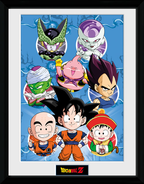 Kunstdruck Dragon ball 185455