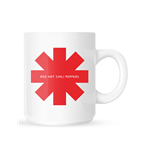 Tasse Red Hot Chili Peppers 185612