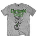 T-Shirt Green Day: Flower Pot für Männer