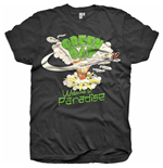 T-Shirt Green Day Youth's: Welcome to Paradise