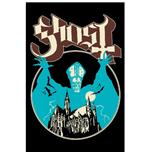 Poster Ghost Textile Poster: Opus Eponymous Gross