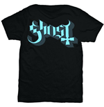 T-Shirt Ghost Keyline Logo