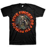 T-Shirt Five Finger Death Punch: Seal of Ameth für Männer
