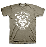 T-Shirt Five Finger Death Punch: Knucklehead für Männer