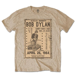 T-Shirt Bob Dylan Flyer