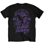 T-Shirt Black Sabbath  185901