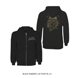 Sweatshirt Black Sabbath Tour 78´