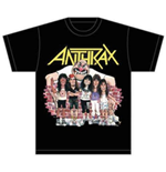 T-Shirt Anthrax 185956