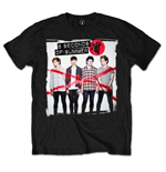 5 seconds of summer T-Shirt für Männer - Design: Album Cover 1