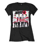 5 seconds of summer T-Shirt für Frauen - Design: Album Cover 1