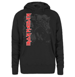 Iron Maiden Sweatshirt für Frauen - Design: Trooper