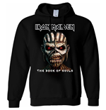 Iron Maiden Sweatshirt unisex - Design: The Book of Souls