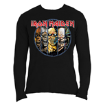 Longsleeve Trikot Iron Maiden Eddie Evolution