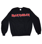 Sweatshirt Iron Maiden Logo