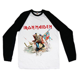 langärmeliges T-Shirt Iron Maiden 186104