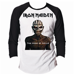 langärmeliges T-Shirt Iron Maiden 186105