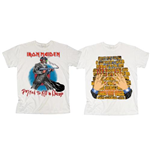 T-Shirt Iron Maiden Chicago Mutants