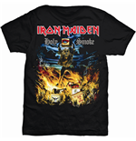 T-Shirt Iron Maiden Holy Smoke
