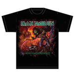 Iron Maiden T-Shirt für Männer - Design: From Fear to Eternity Album