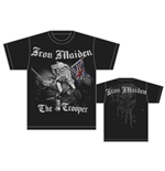 Iron Maiden T-Shirt für Männer - Design: Sketched Trooper