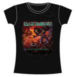 Iron Maiden T-Shirt für Frauen - Design: From Fear to Eternity